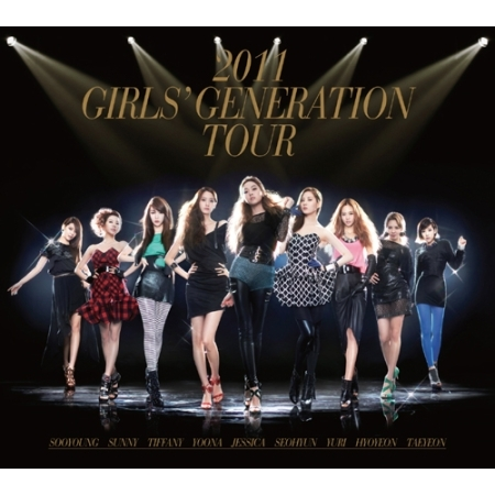 GIRLS GENERATION SNSD - 2011 GIRLS GENERATION TOUR  + 60P PHOTOBOOK  Release Date 2013-4-11 KPOP 2013 g dragon world tour one of a kind the final in seoul world tour [ booklet 3 photocards] release date 2014 2 12 kpop