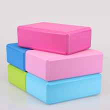 High Density Eva Yoga Brick Green Color 3*6*9cm