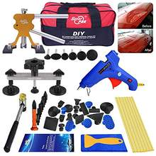 PDR Automobile Kit Dent Tool Machine Washing Body for DIY Removal Motorcycle Refrigerator Paintless 40pcs(China)