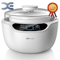 Crockpots 1.2L High Quality Electric Cookers Slow Cooker 220V Mini Casserole Cooker Electric Stoves
