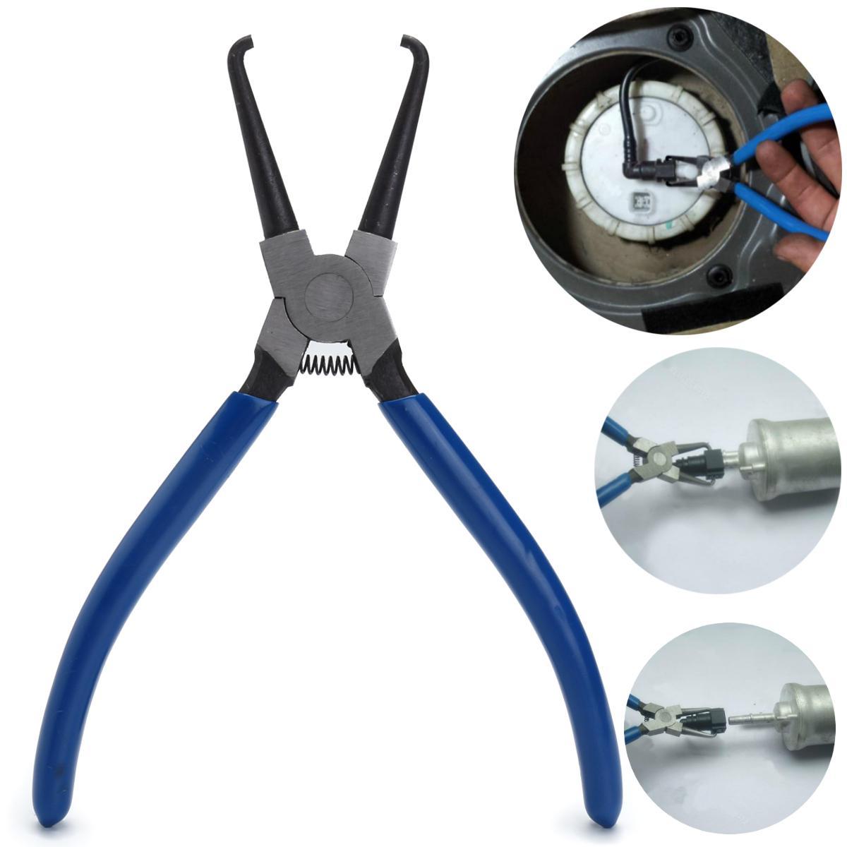Étriers de filtre à essence pinces spéciales pour Automobile tuyau tuyau dessence Joint démontage rapide pince voiture Auto pinces tuyau