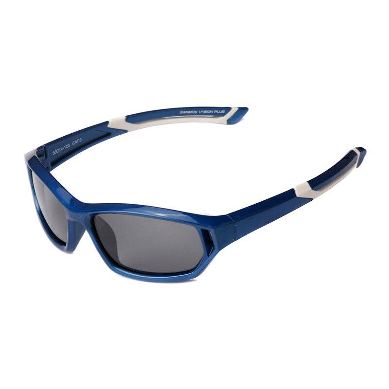 Bicolor JIANGTUN Crianças de Design Da Marca Óculos De Sol Polarizados Do  Vintage Óculos Da Moda Óculos De Sol Para Crianças Meninos Meninas Oculos  de sol ... 9282f38bb0