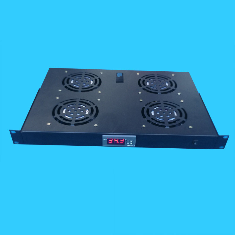 Temperature Controlled Room Fan : Rack cabinets temperature control fan unit u v