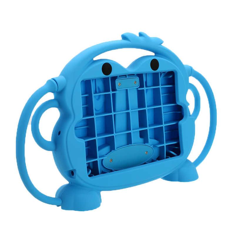 """غطاء من السيليكون ل باد البسيطة 1/2/3/4/5 للصدمات تحمل حماية قابل للغسل حامل حامل 7.9 """"جراب كمبيوتر لوحي للأطفال للصدمات"""