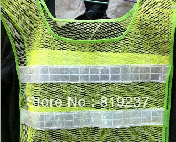 Wholesale Custom Printed Refective Vest,Personalised Safety Cothing,Imprinted Logo Advertising Promotional Refective Clothes