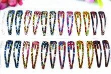 2015 fashion 24 pcs(12pairs)  Girl Baby Dancing hair clip hairpins Hair Clips FOR KIDS! !HC-1511-03