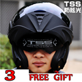 free shipping 10 Colors Dual Visor Modular Flip Up helmet motorcycle helmet racing Motorcross helmet DOT approved Size S M L XL