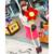 Flor do sol Brinquedos PP Algodão Multicolor Sorriso Suave Quarto Flor Acessório Meninas Aniversários Presente Brinquedos de Pelúcia Planta