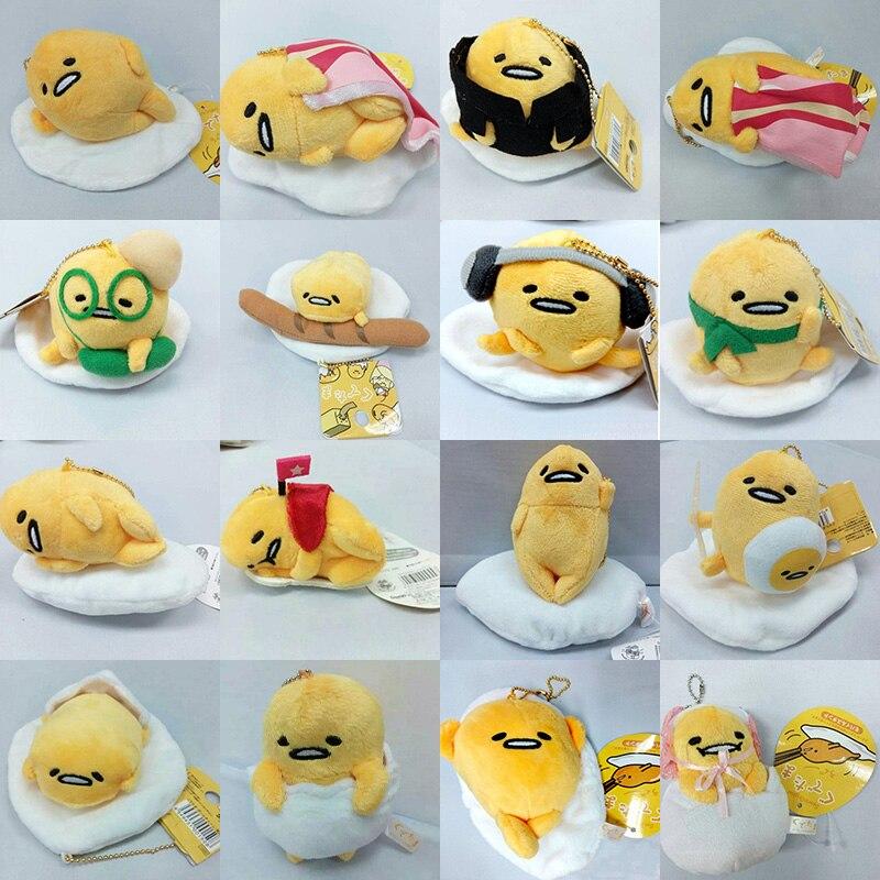 Gudetama ぐでたま paresseux Egg Plush Doll oreiller mignon doux Coussin en Peluche Cadeau D/'Anniversaire