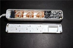 Image 5 - Original Xiaomi Powerstrip Strip Outlet XMCXB01QM Quick ชาร์จ 3 USB Socket Patch Board Out 250 โวลต์ 10A 2500 วัตต์ 1.8 เมตรความยาว
