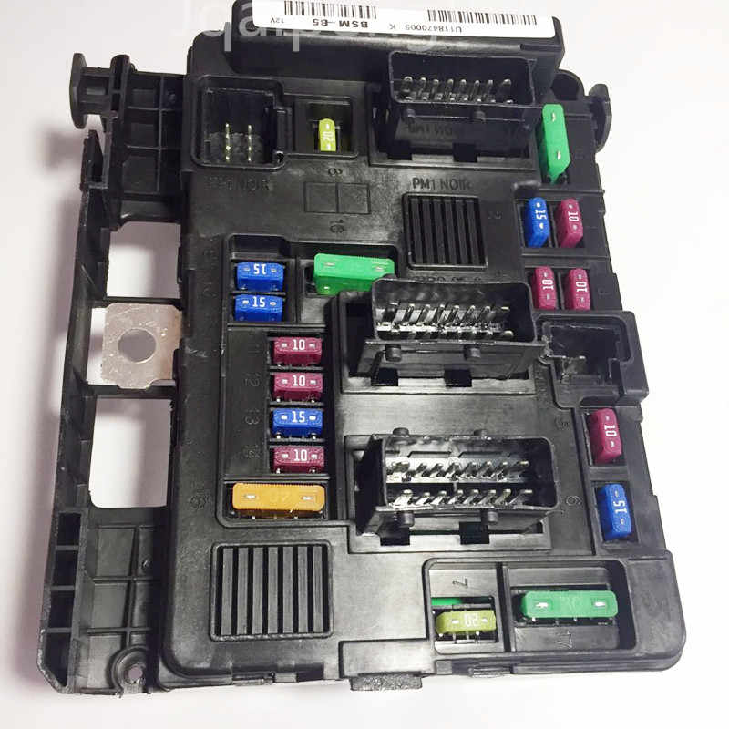detail feedback questions about brand new genuine fuse box unit Peugeot 807