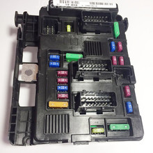 buy peugeot fuse box and get free shipping on aliexpress com Mitsubishi Galant Fuse Box high quality fuse box 6500 y3 9650618280 for peugeot 1007 206 307 partner under bonnet