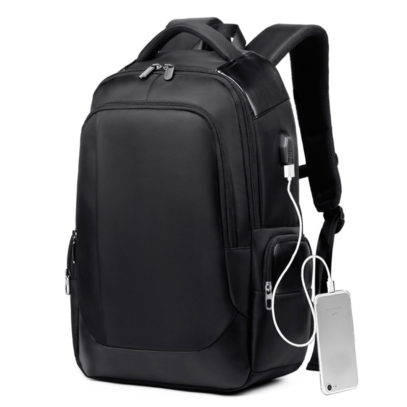 Hommes voyage sac à dos grande capacité adolescent mâle Mochila sac USB charge fonctionnelle sac à dos 14 pouces sacs à dos d'ordinateur portable a1283