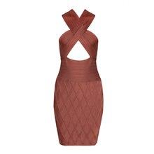 Новые модные наивысшего качества сожжены кроссовер Бандажное платье зимние пикантные вечерние Bodycon платья платье+ костюм