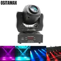 Newest Mini Moving Head Light Small 60w Gobo Light DMX LED Spot Light for Christmas KTV Disco Party