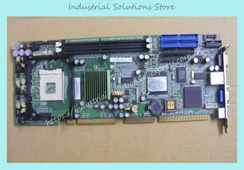 IPC Board Ppa Industrial Motherboard IP-4GVP23 Belt Ethernet Port full Length CPU Card 100% tested perfect quality