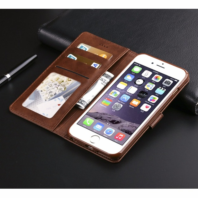 Retro Fundas Leather Case for iPhone 11/11 Pro/11 Pro Max 4
