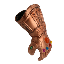 Thanos Infinity Gauntlet Avengers Infinity War Gloves Cosplay Superhero Avengers Thanos Latex Glove Halloween Party Props Deluxe