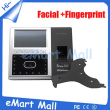 fingerprint recognition time attendance recorder iface302/rfid card function with WIFI function