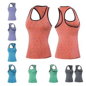 ZERO BIKE Colorful Sports Vest Quick Dry Breathable Yoga Cycling Vest Cycling Clothing For Women XY01