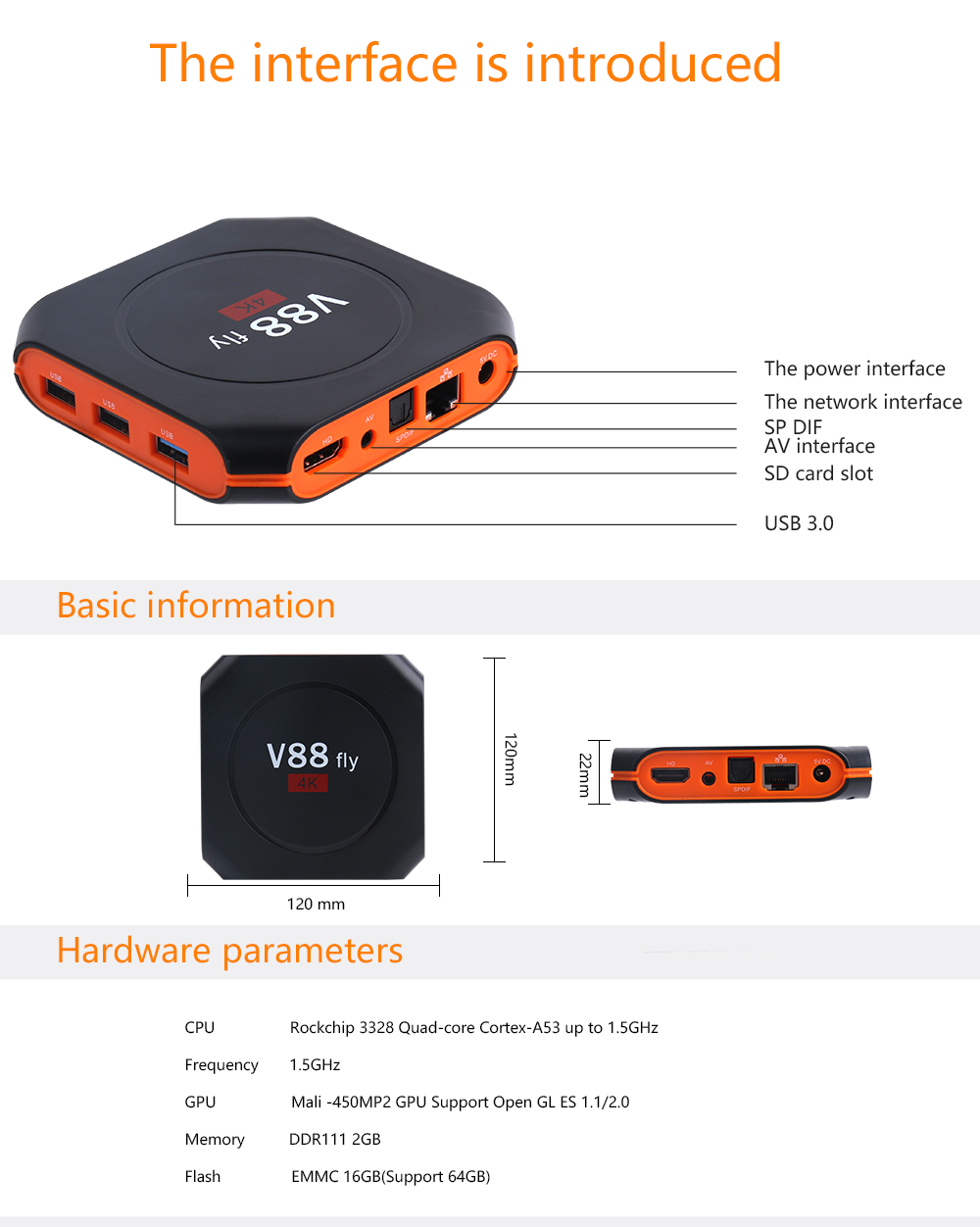 V88 android tv box iptv box with 1 year ecoshave ru