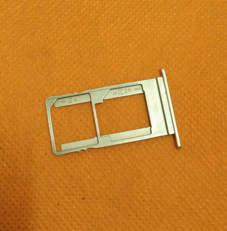 Original Sim Card Holder Tray Card Slot for LEAGOO Shark 1 MTK6753 Octa Core 6.0 FHD Free shipping