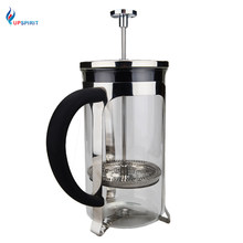 Upspirit Kopi Stainless Steel Press Mocha Latte Kompor Filter Kopi Teh Pot Masuki Rumah Kantor Kopi Alat(China)