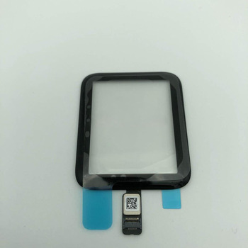 High quality Touch Screen Digitizer Glass Lens Panel For Apple Watch series 2 Series 3 38mm 42mm TouchScreen Repiar parts