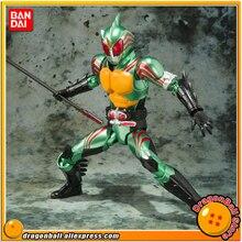 """Japón Anime """"jinete enmascarado"""" Original """"BANDAI Tamashii las Naciones Unidas SHF/ S H Figuarts figura de acción Kamen Rider Omega"""