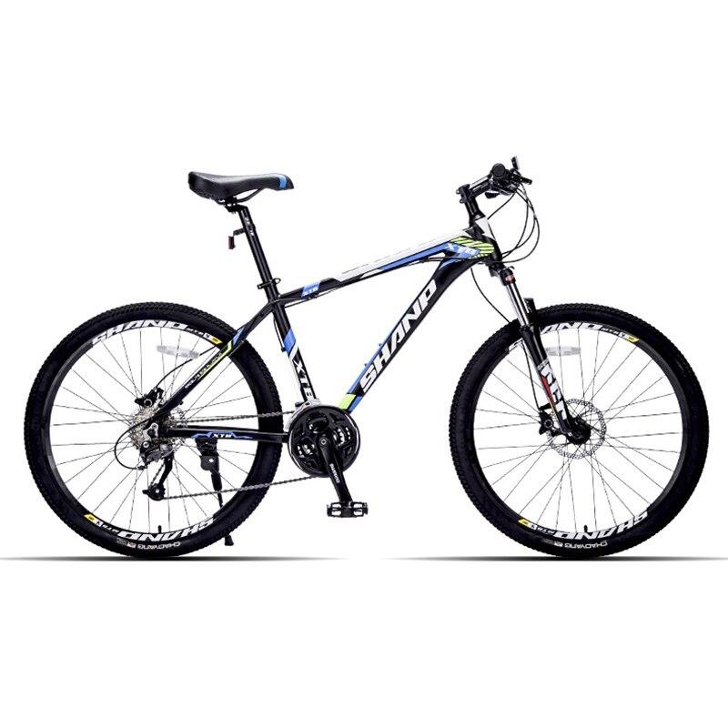 Shanp montagne vélo en aluminium cire 27 vitesse microshift 26