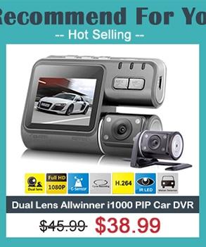 инструкция автомобильный видеорегистратор двойная камера Gt300 1080 P img-1
