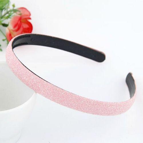 HOOH-bandeau à paillettes pour femmes | 1 pièce, accessoires de cheveux scintillants pour filles, vente en gros
