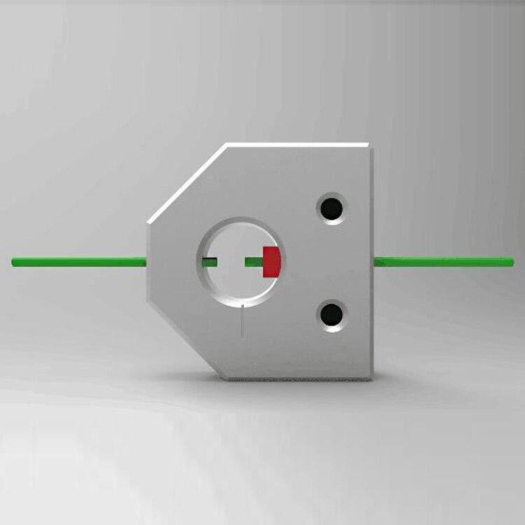 Connecteur de Filament de Machine de soudage JennyPrinter pour la pièce d'imprimante 3D étendue Ultimaker 2 UM2
