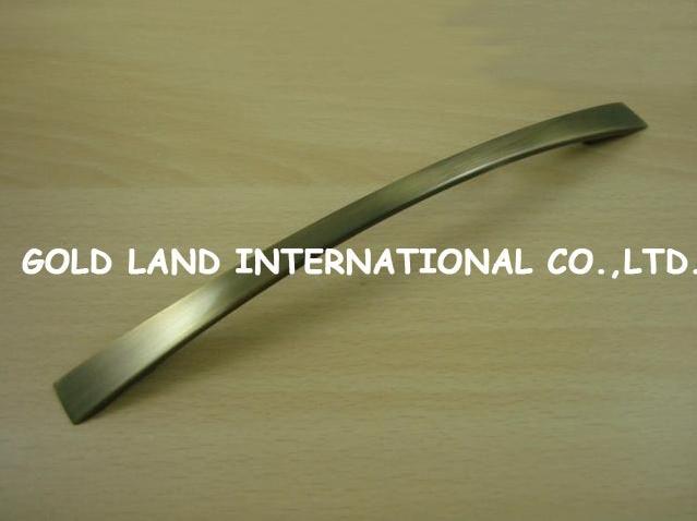 192mm Free shipping zinc alloy  bronze-colored furniture door long handle