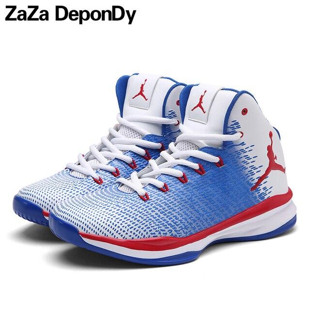 2b2d6a605069d Nuevos zapatos de baloncesto para hombres
