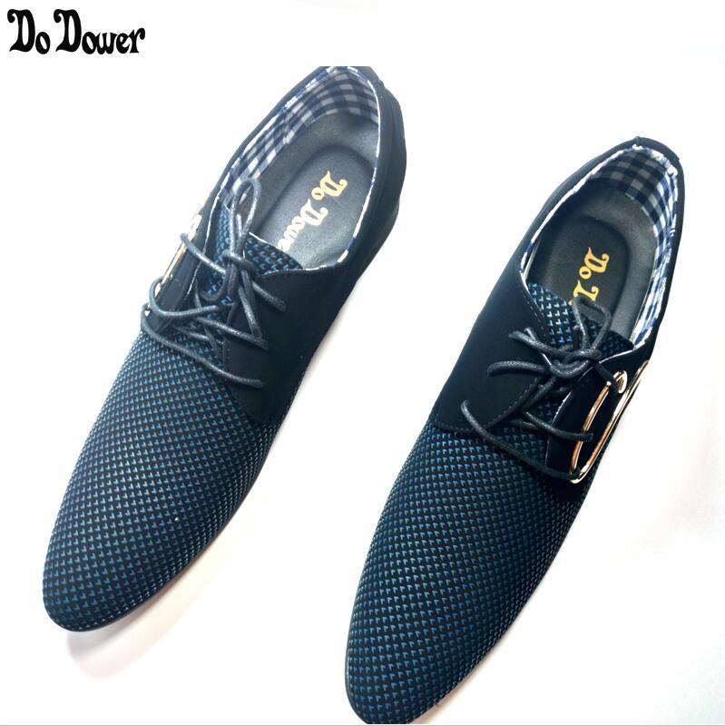 mignonne meilleur pas cher bien connu € 13.19 20% de réduction|Nouvelle mode à lacets couleur correspondant  hommes costume robe chaussures bureau hommes chaussures en cuir pointu  hommes ...
