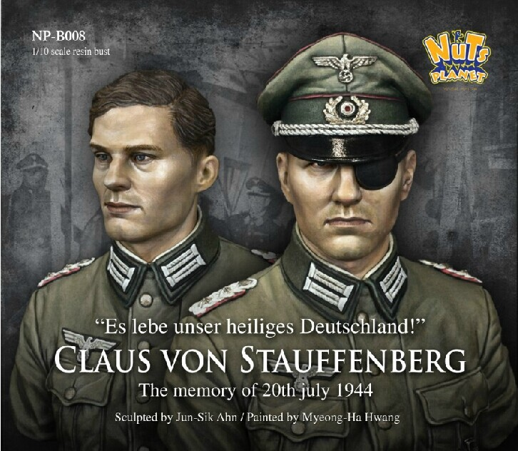 Stauffenberg (two heads)
