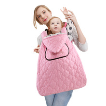New Baby Carrier Cover Warm Baby Sling Cover Multifunctional Babies Cloak Stroller Covers for Winter Windproof Autumn Cloaks