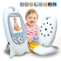 1 PCS 2 0 Inch LCD Screen Wireless BABY Oldman Monitor IR Night Version 2