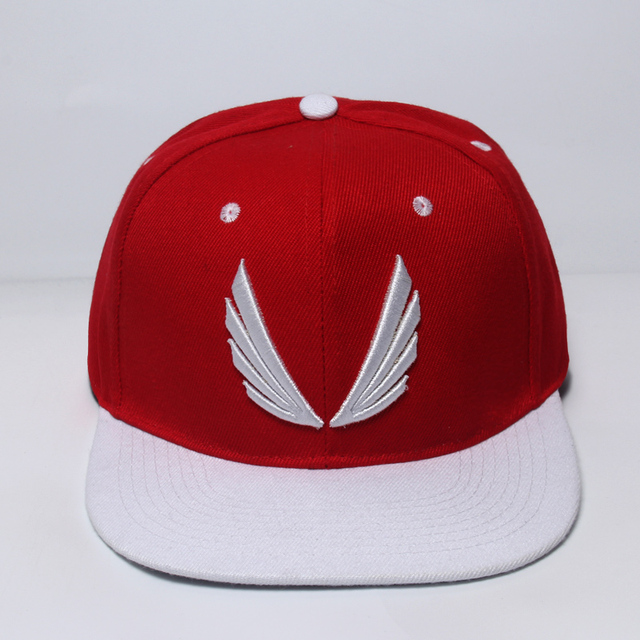 Hot 2018 New Fashion Red Black Hat Baseball Cap HipHop Cap Cool Snapback  Gym Sport Cap High quality Men Women Adjustable 799e5211f5f
