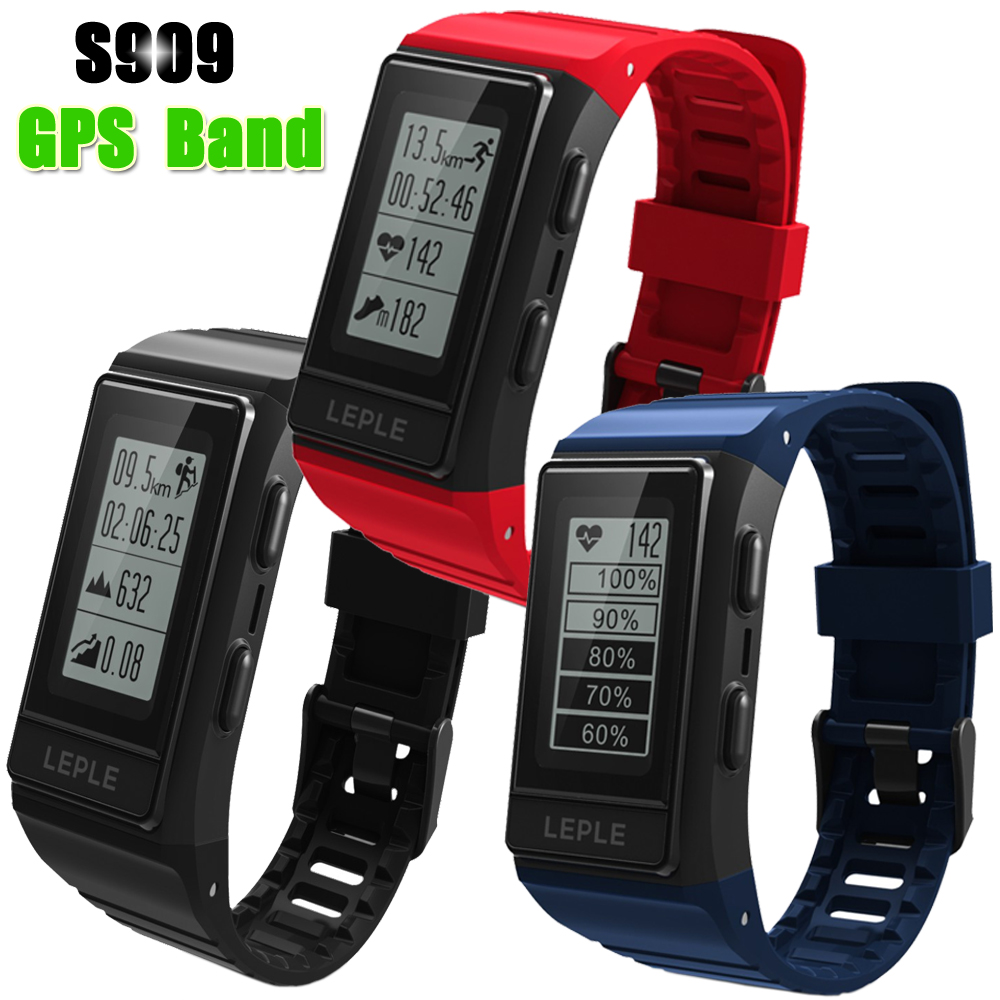 JOINRUN S909 GPS Smart Band IP68 Waterproof Sports Wristband Multiple sports Heart Rate Monitor Call Reminder Smart band Watch цена