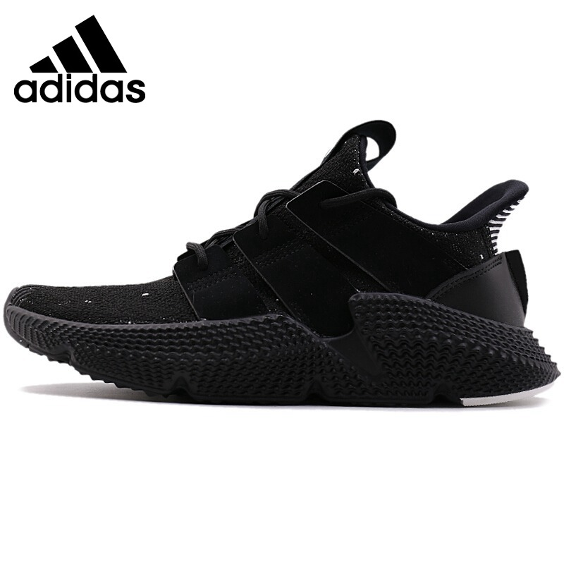 Official Original Adidas PROPHERE Unisex Running Shoes Mens and Womens Sneakers Breathable Black Comfortable Sneakers B22681Official Original Adidas PROPHERE Unisex Running Shoes Mens and Womens Sneakers Breathable Black Comfortable Sneakers B22681