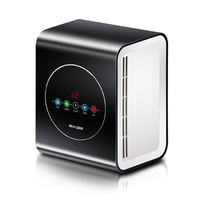 S201 New home office 5 layers air purifier, negative ion generator, Portable Sterilizer, Intelligent Air Cleaner
