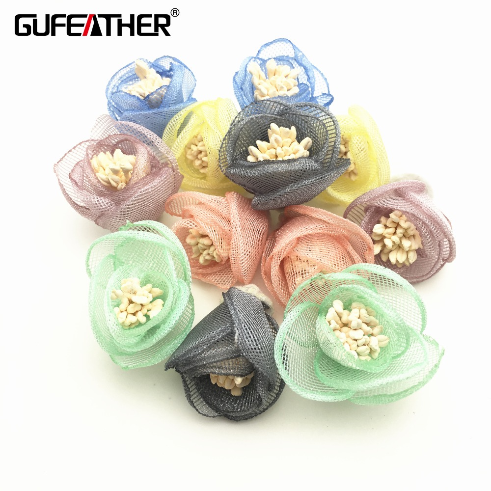 GUFEATHER L55/jewelry accessories/jewelry findings & components/Flowers pendant tassels/Making necklace material/jewelry making