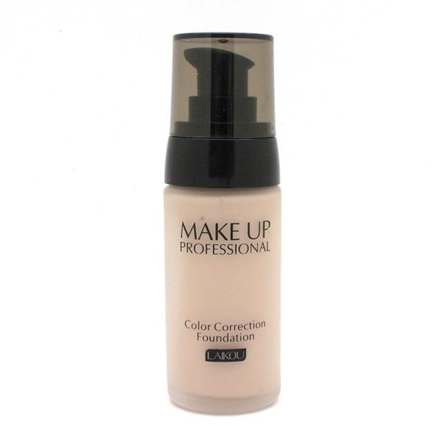 323cfadd0b3 Best Sale Whitening Flawless Coverage Fulid Liquid Foundation Concealer  Moisturizer Oil-control Waterproof Makeup Cosmetics 4