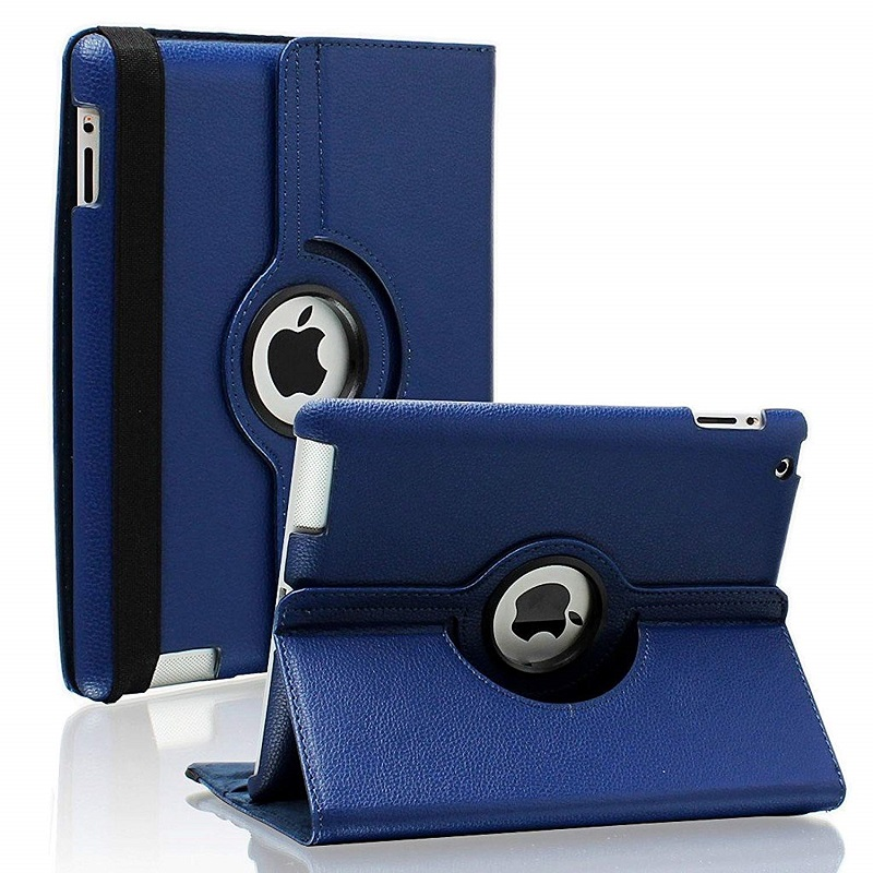 Magnetic Folding Case For IPad 2 3 4 Folio Pu Leather Cover For IPad 2 3 Stand Holder Cases Smart Tablet Capa A1395 A1396 A1430