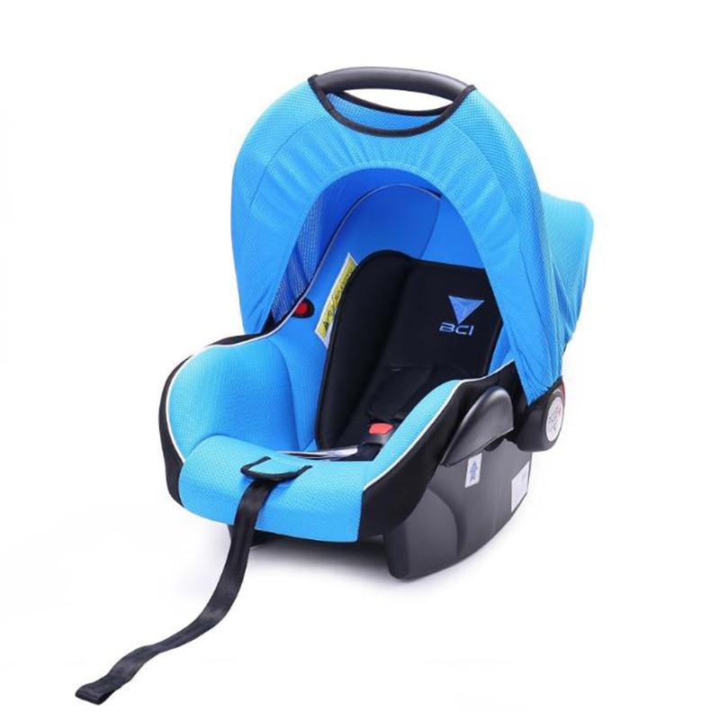 yibaolai Baby car seat safety basket newborn baby cradle free ship brand new safe neonatal basket style car seat infants handle basket seat newborn babies car safety seats free shipping