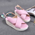 Shoe Woman Sandals Womens High Heel Mules Summer Shoes Sandalias Mujer 2016 2016 New Fashion Summer Shoes SMYCN-A0051