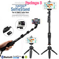 "Remote Shutter Extendable Bluetooth ORIGINAL YUNTENG Selfie Stick 50"" Monopod For Samsung C5 NOTE 7/For Sony Z3 Z5 XP SLR Camera"