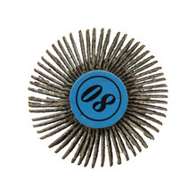 5Pcs Sandpaper Sanding Flap Polishing Disc Set Wheel For Rotary Tool Shutter Power Dremel Accessories